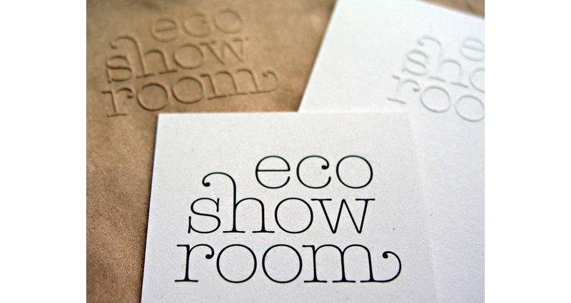 Eco Showroom Anders Gestalten
